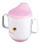 Spiegelburg  - Trinkbecher Babyglück rosa