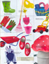 Eltern Magazin Juni 2009: Zwerggarten - Schöne Produkte für kleine Gärtner