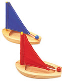 Vilac - Segelboot