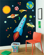 Wallies - Weltraum