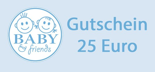 25 Euro Geschenkgutschein