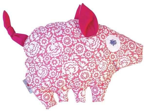 Die kleinen Biester - Schwein Prussel rosa