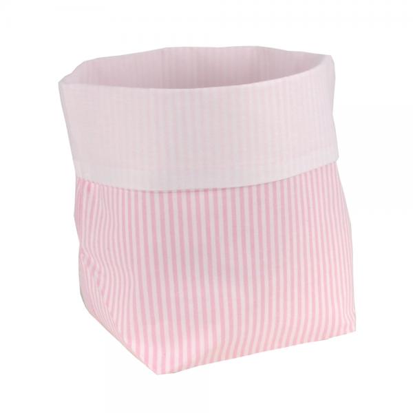 Sugarapple - Utensilo Streifen rosa