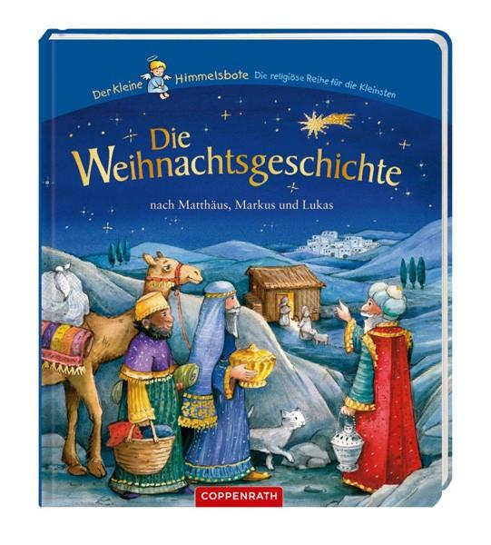 Coppenrath - Die Weihnachtsgeschichte nach Matthäus