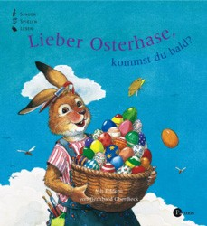 Lieber Osterhase kommst Du bald - Buch