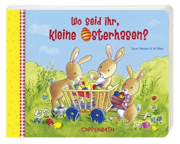 Coppenrath - Wei seid Ihr, kleine Osterhasen
