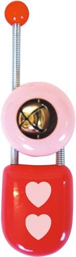 Vilac - Babytelefon Herz