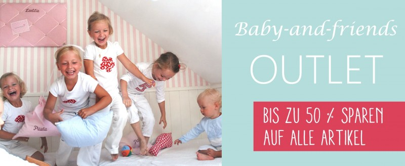 baby-and-friends outlet