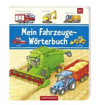 Coppenrath - Mein Fahrzeuge - Wörterbuch