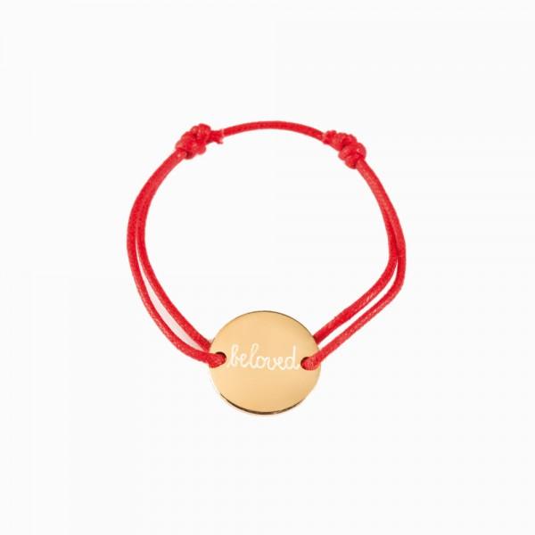 Pelina Bijoux Armband 1 Medaillon in between
