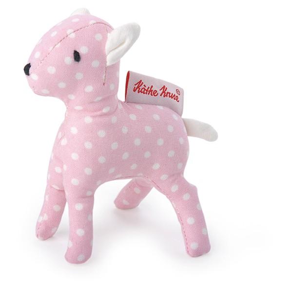 Käthe Kruse - Greifling Lamm rosa