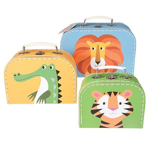 Kofferset Tiere