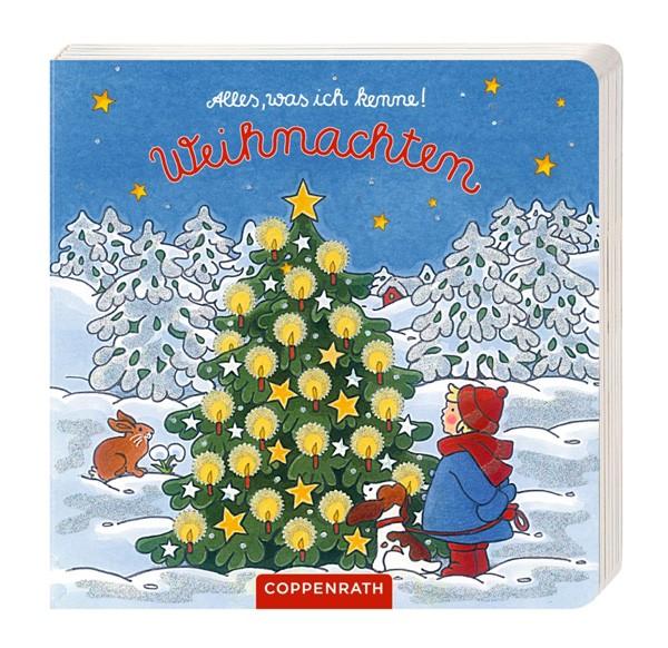 Coppenrath - Alles was ich kenne! Weihnachten