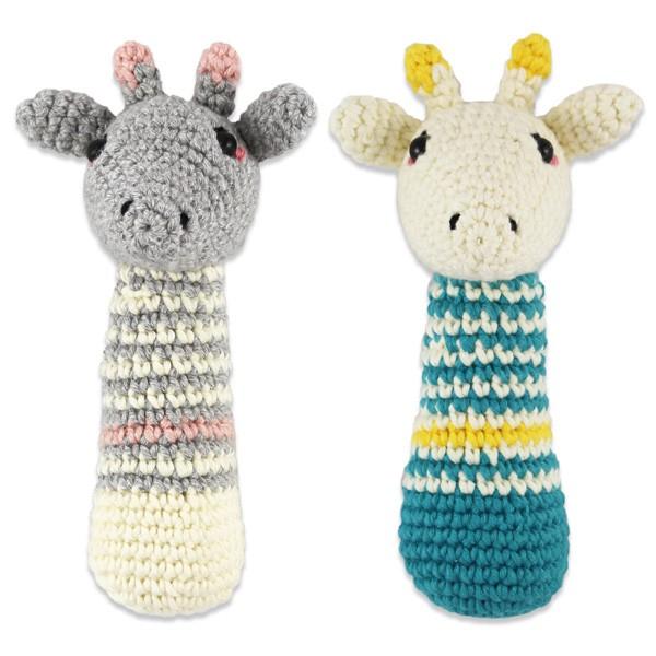 Ava & Yves - Rassel Giraffe