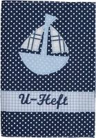 crepes suzette - U-Heft Boot mit Namen