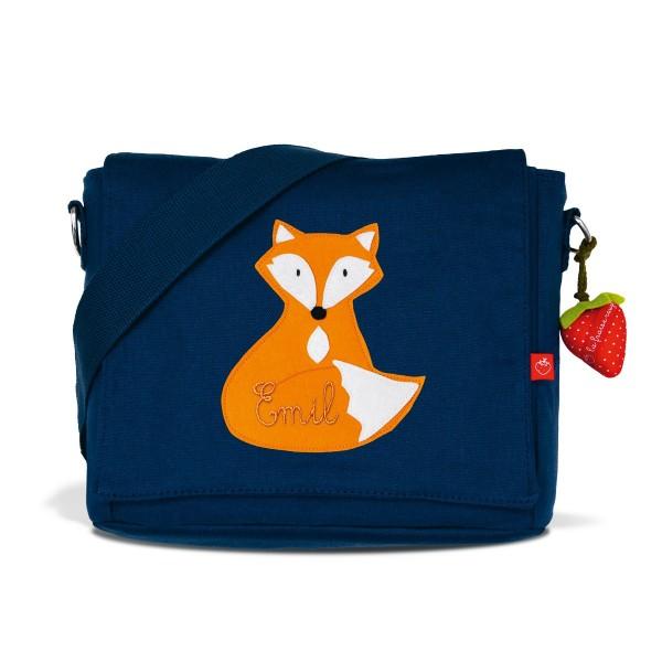 Kindergartentasche Fuchs mit Namen