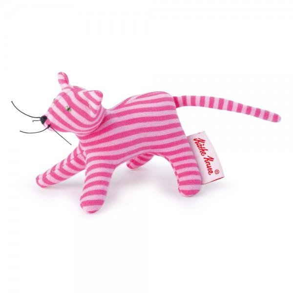 Käthe Kruse - Greifling Katze pink