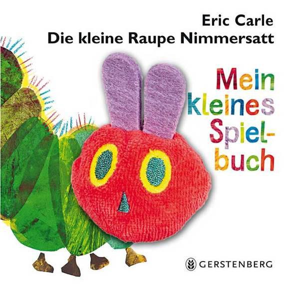 Raupe Nimmersatt Spielbuch