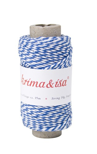 Krima & Isa - Garn dunkelblau mini
