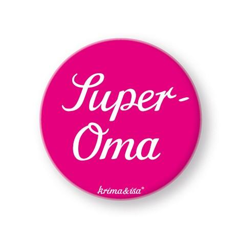 Krima & Isa - Button Super Oma
