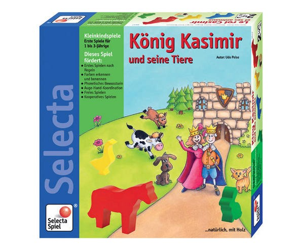 Selecta - König Kasimir und seine Tiere