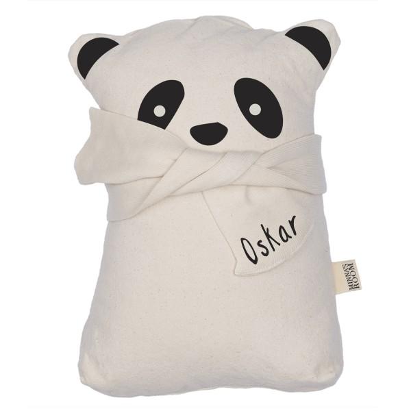Kuscheltier Pandabär mit Namen
