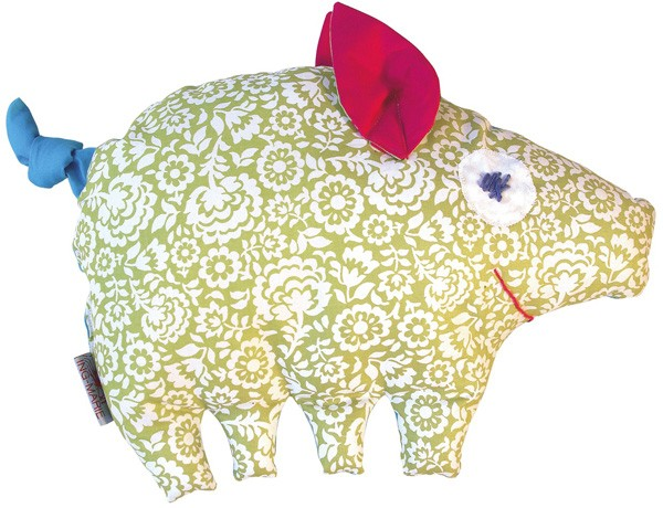 Die kleinen Biester - Schwein Prussel gruen