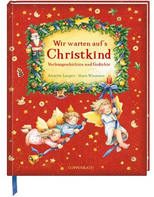 Coppenrath - Wir warten auf´s Christkind