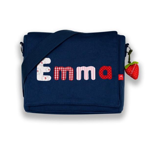 Kindergartentasche mit Buchstaben