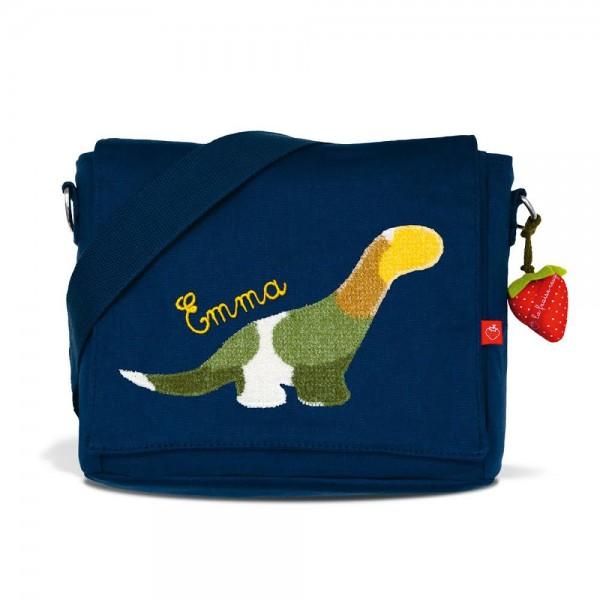 Kindergartentasche Dino mit Namen