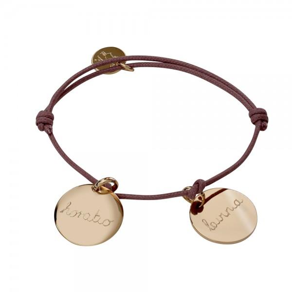 Pelina Bijoux Armband 2 Medaillon