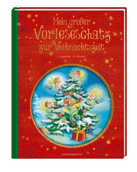 Coppenrath - Mein großer Vorleseschatz zur Weihnachtszeit
