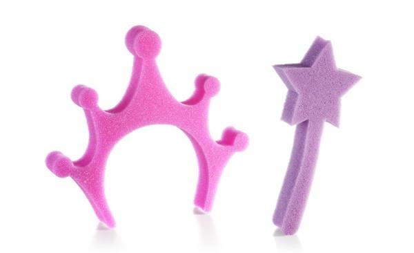donkey products - Kinderschwämme Prinzessin