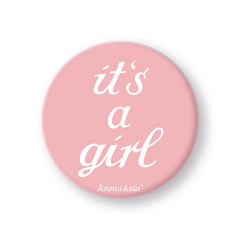 Krima & Isa - Button It´s a girl